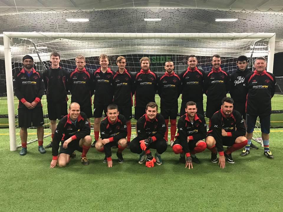 Avonvale Utd Men's Football Team