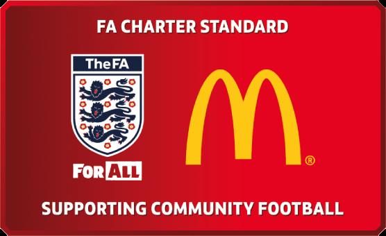 FA Charter Standard logo