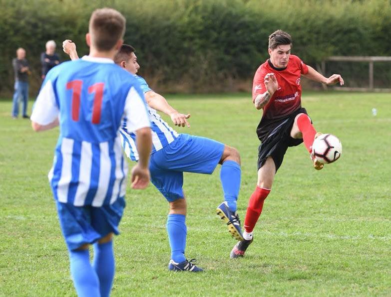 Owen Wins the Ball
