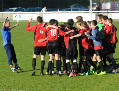 Youth Team Celebration